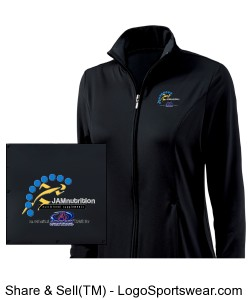 Youth Girls Fitness Jacket by Charles River Apparel  Design Zoom