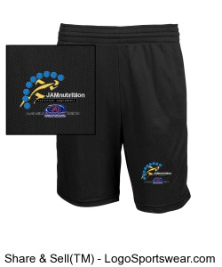Youth Sweeper Soccer Short Design Zoom